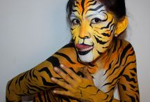 Body painting / Body painting made be me