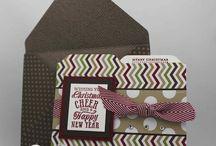 Envelope Punch Board.....Stampin' Up / by Sandy Carlson, Stampin' Up Demonstrator