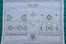 Marker Borduurwerk - Embroidery
