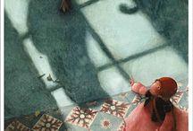 illustrations / illustrations from children's books