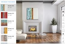 iArtView Walls / Artworks to scale using the iArtView app for IPad.