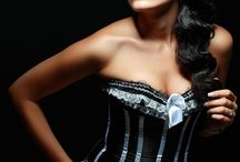 inspiration with corset
