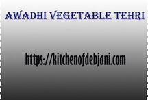 Rice Recipes by Debjanir Rannaghar