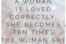 What makes me a woman♡