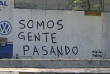 Muros que hablan.- / by Mae C. Prado D.-
