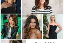 Hair & Makeup Styles / Hair & Makeup inspiration!