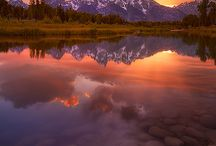 Grand Teton Wyoming USA