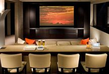 Project - Home Theater / by Christine Evans