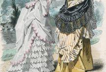 Bustle. Fashion Plates / by Elizabeth Montgomery