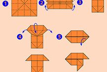 Origami für Kinder / Auf dieser GEOlino-Pinnwand findet ihr lustige Origami Anleitungen für Kinder zum Nachbasteln. Viel Spaß beim Falten!