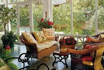 Appealing screened porch ideas