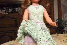 Mes réalisations Tenues pour autres poupées