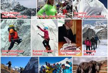You Are Invited: Himalayan Climbs in October - November. / You Are Invited: Himalayan Climbs in October - November. Medium-Sized Peaks Near Everest With Daniel Mazur