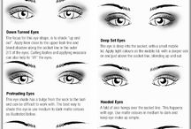 Eye make up tricks / by Amy Sanchez