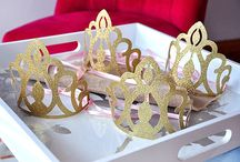Melodys 8th birthday ideas / Ideas for Melody's 8th birthday party Pink and Gold