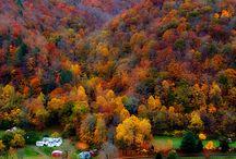 BEAUTIFUL WEST VIRGINIA / by Kathy Perdue