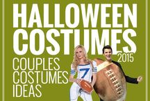 Couples Halloween Costume Ideas / What's more fun than dressing up? Coordinating costumes and dressing up with someone special to you! Here are some of our favorite couples costume ideas, from classic to creative, and everything in between!  / by HalloweenCostumes.com
