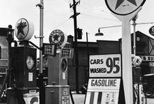 gas station stuff / by Michael Fish