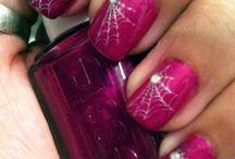 Halloween Nails / by Tiffany Hawkins