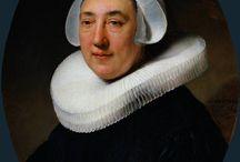 tekenen barok-rococo portretten