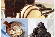 Desserts / Awesome threesome with desserts tonight!!