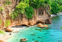 Bucketlist, islands