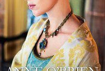 La regina proibita - Anne O'Brien / Ecco la storia di Caterina de Valois.