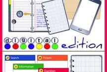 Digital Note Books