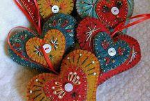 Noël textile