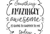 Powerful positive thinking
