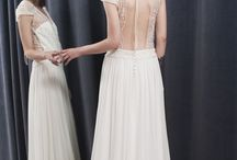 wedding dress french designer