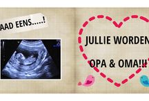 《pregnancy announcement》