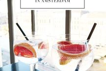cocktails in Amsterdam