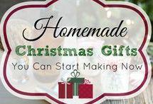 Homemade Christmas gifts ideas 2017! / gifts Christmas homemade