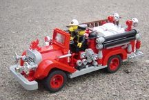 Lego - Fire engine