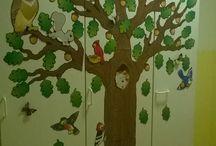 Craft room / My craft room askartelu huoneeni