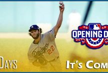 Opening Week Brought to You by Arm and Hammer and OxiClean / MLB Baseball Opening Day / by Major League Baseball