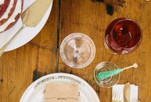 Place Settings / Our favourite place settings, from SouthBound Bride and beyond!