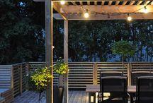 Inspiration Terrasse und Garten
