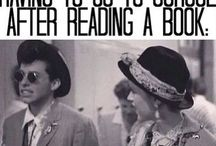 Reading / Things about reading :)
