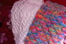 knitting / by Tonya Hess