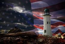 Patriotic US images
