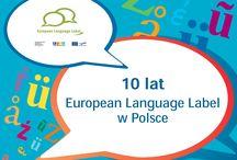 Wystawa 2011: 10 lat European Language Label w Polsce