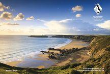Beaches, Pembrokeshire