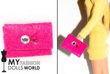 Fashion Dolls / Accessories / Accessories for dolls - My Fashion Dolls World