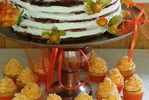 Naked Weddingcake / Naked cake