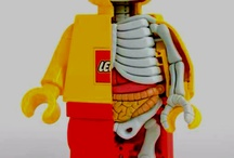 Legomania / lego coolness, with a tendancy towards sci-fi / by Jean-Marie David