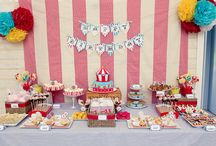 Kids party ideas / by Melanie Weaver