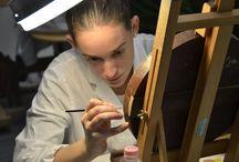 """Centro per il Restauro """"Andrea Mantegna"""" / Alcune belle e preziose immagini di uno dei settori di punta del nostro ente. Le immagini sono tratte dal nostro centro di restauro """"Andrea Mantegna"""" di Piazzola sul Brenta (PD). Un grazie agli allievi e ai docenti."""