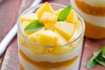 Dessert sans sucre
